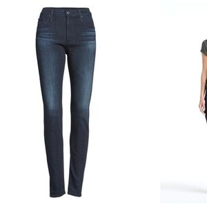 Ag Adriano Goldschmied Jeans - AG the Farrah Skinny high-rise skinny 31R
